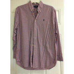 Boys XL Polo Ralph Lauren Button Down Shirt